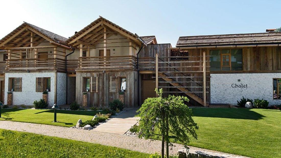 Holzbau aus s dtirol holzbau brida for Chalet haus bauen