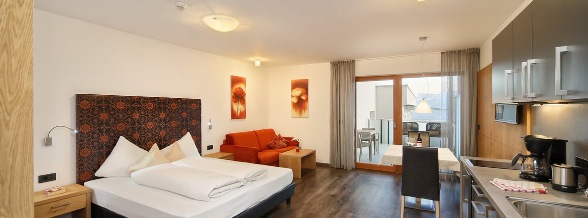 Appartement - Hotel Beatenhof ***S