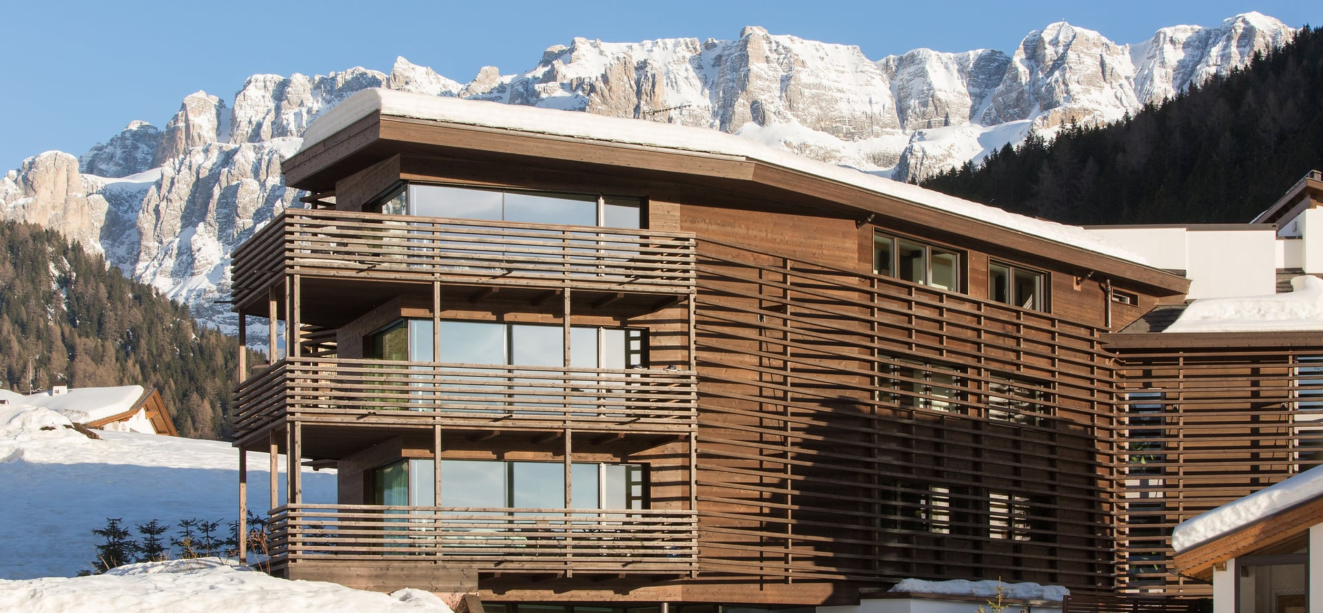 Mountain Residence Saleghes ***S