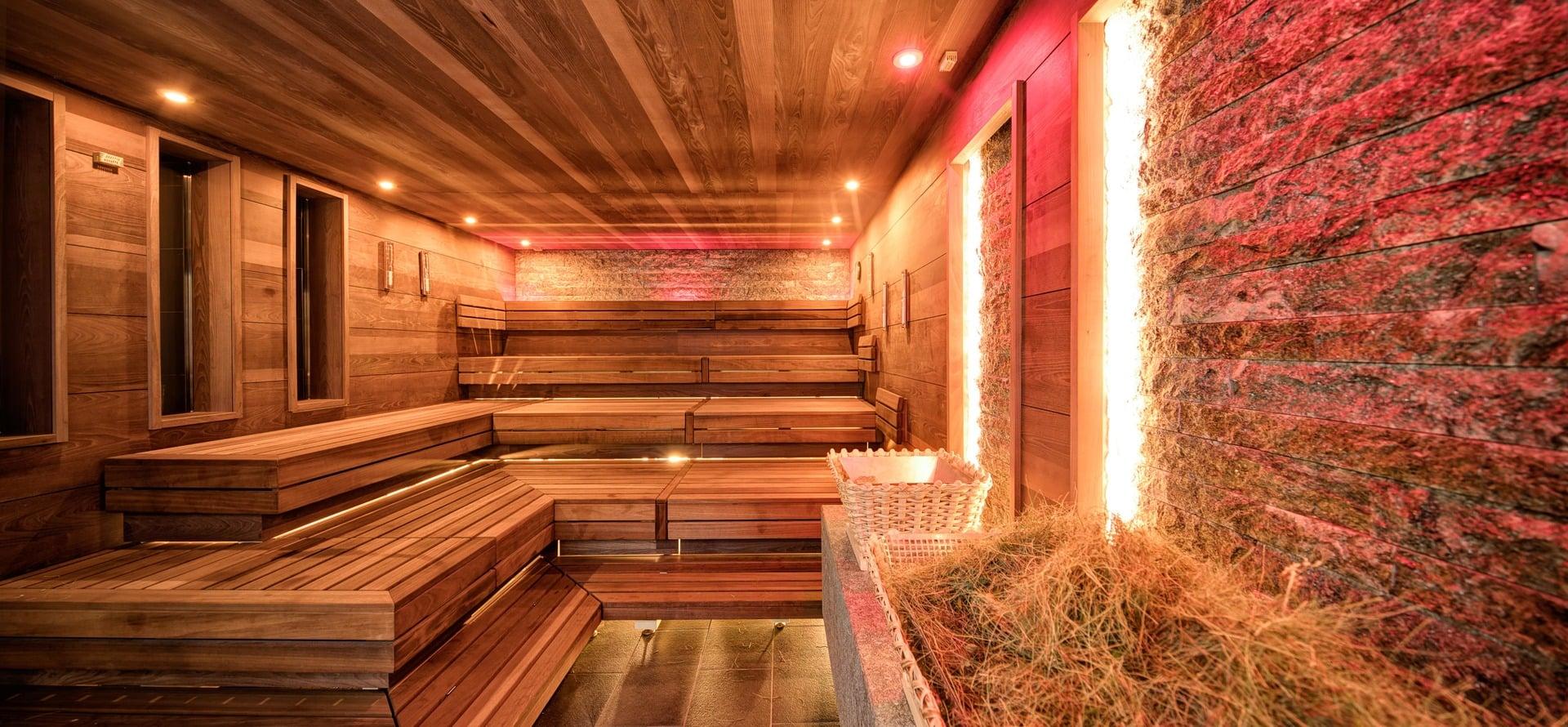Terme di Merano sauna al fieno bio - Costruzioni in legno e ...